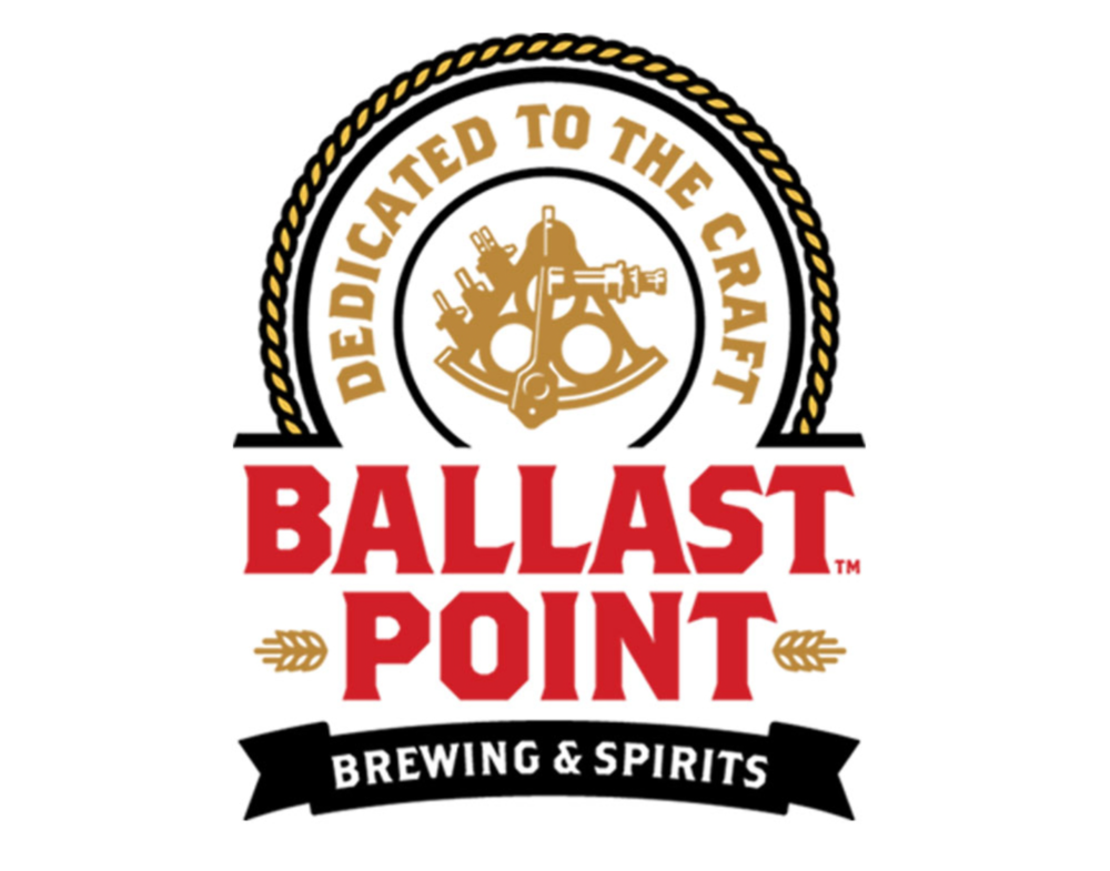 Ballast Point logo. Links to Ballast Point website.