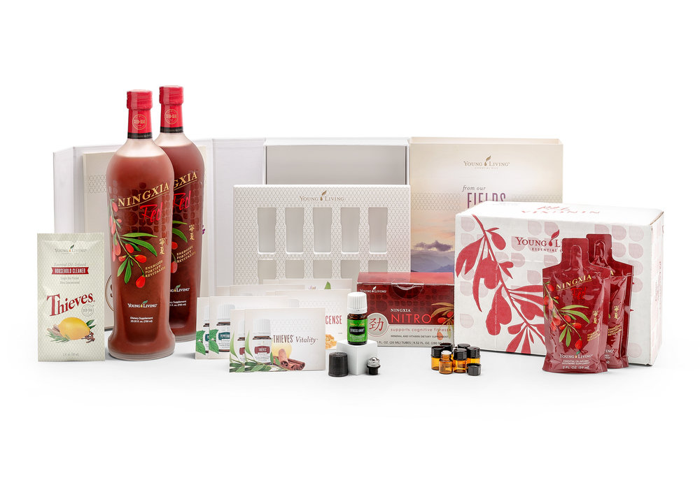 NingXia Red Antioxidant & Energy Drinks