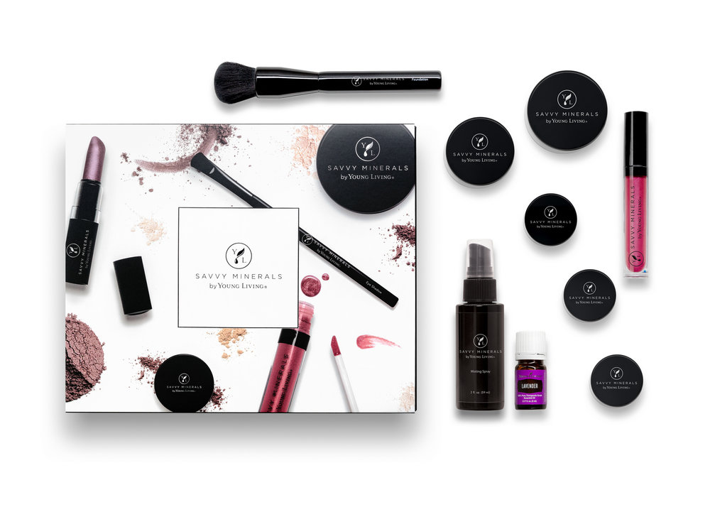 Savvy Minerals Makeup Set