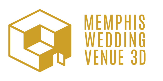 Memphis Wedding Venue 3D