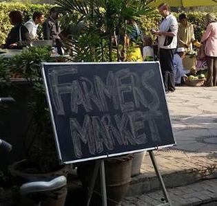 Farmers' Market Store @ London Books Co.