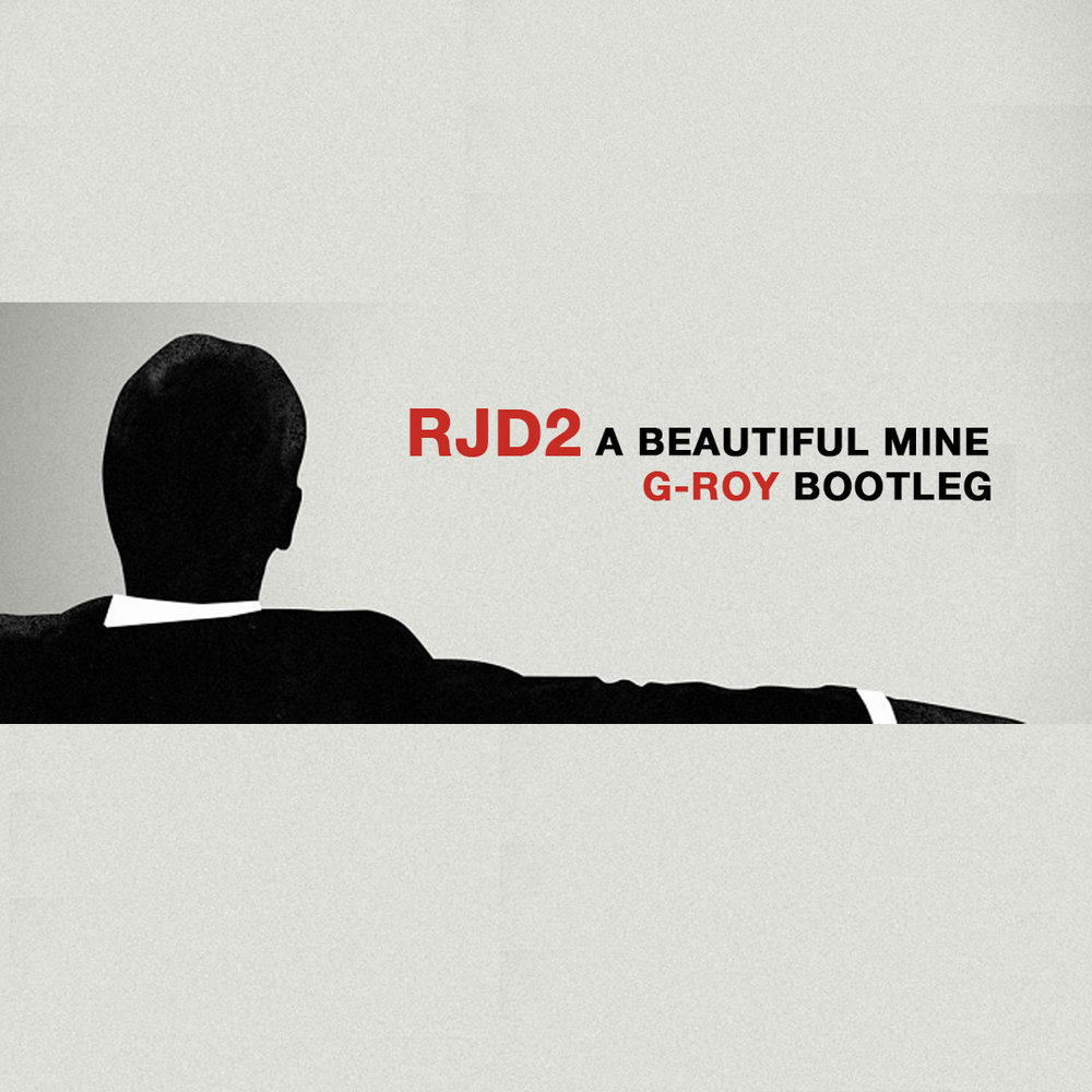 RJD2 - A Beautiful Mine (G-roy Bootleg)