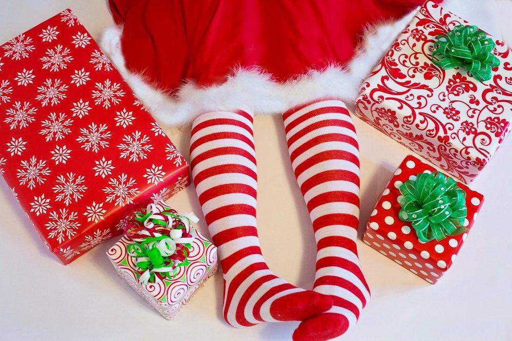 Santa's Elf by Jill111 at Pixabay