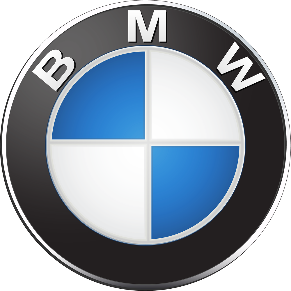 """BMW. The ultimate driving machine."" Only BMW promises you the ultimate driving experience."