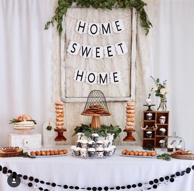 """""""Home Sweet Home"""" Housewarming Party"""