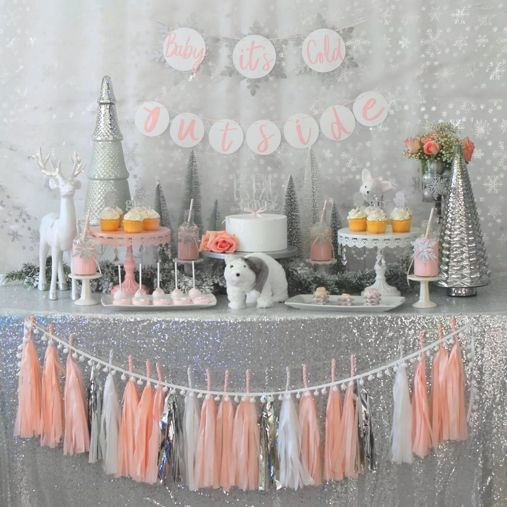 Baby It's Cold -Dessert Table-SugarPartiesLA.jpg