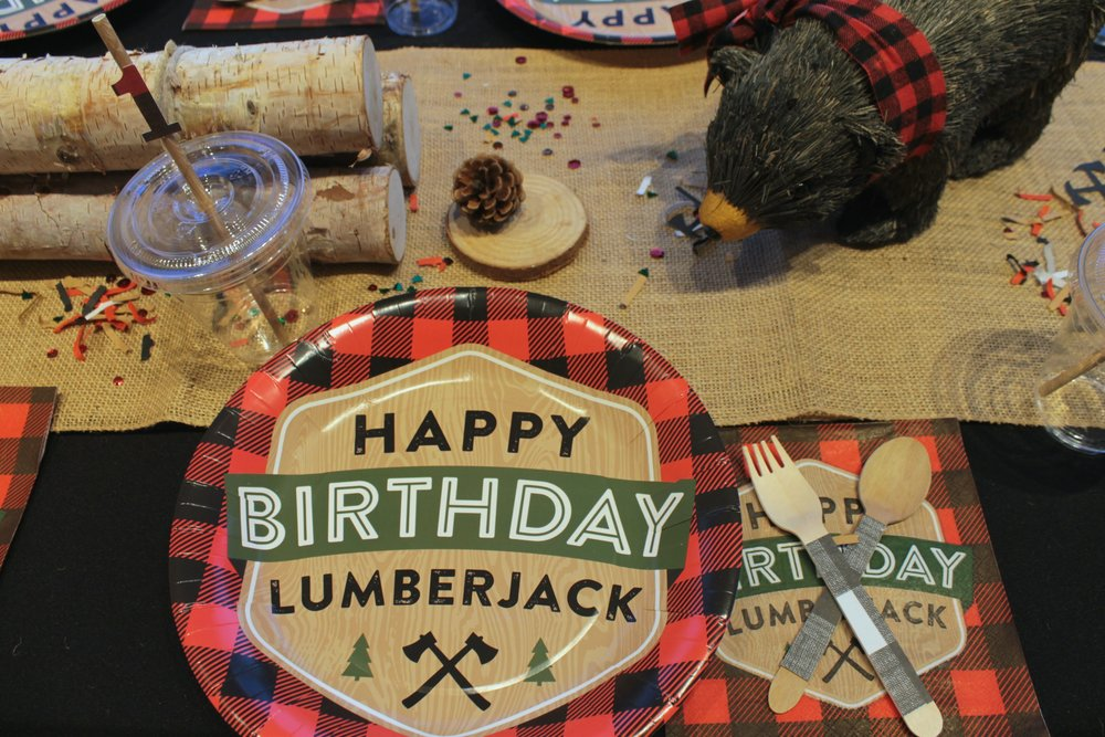 Happy Birthday Lumber Jack-1-Birthday Boy-LumberJack Party Table-Kids Party-www.SugarPartiesLA.com.jpg