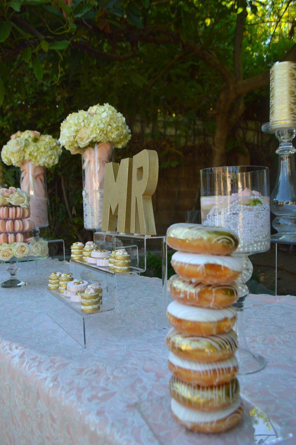 Wedding Dessert Table-wedding ideas-wedding desserts-wedding-lace table cloth-wedding ideas-garden wedding-www.SugarPartiesLA.com.jpg