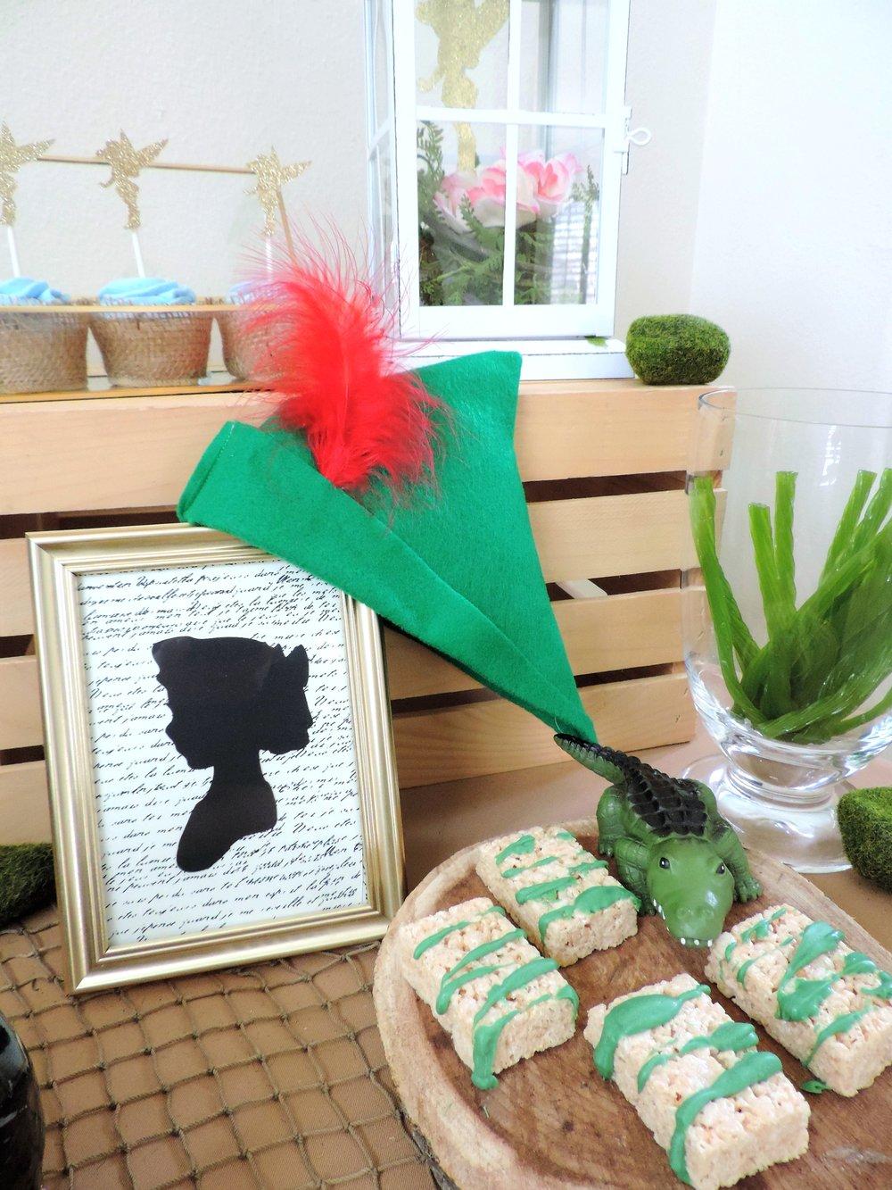 Peter Pan and Wendy-Peter Pan Party-Tinkerbell-Peter Pan Party Decor-peter pan party ideas-peter pan birthday-peter pan birthday decor-www.SugarPartiesLA.com.jpg