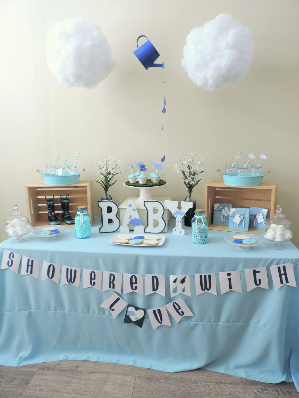 Showered With Love-April Showers Bring May Flowers-Baby Shower Ideas-BABY-Showered With Love baby Shower-www.SugarPartiesLA.com.jpg