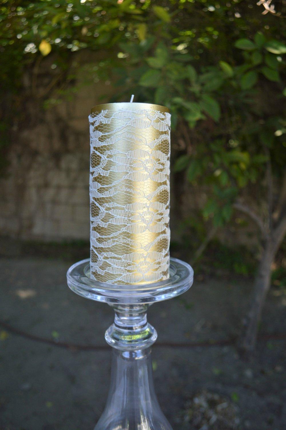 wedding candle-wedding candles ideas-wedding decor-backyard wedding-www.SugarPartiesLA.com.jpg