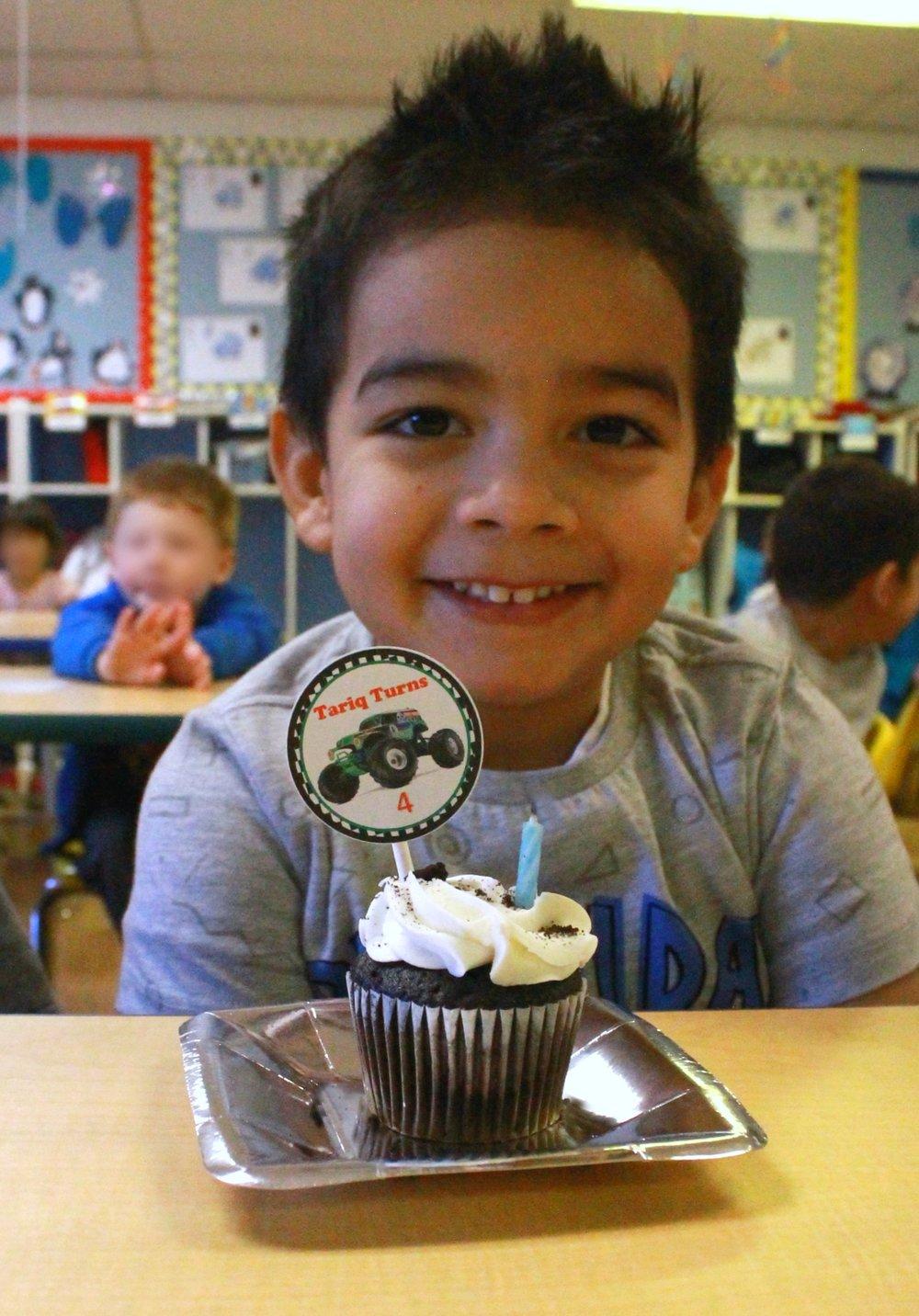 Grave Digger Birthday-preschool birthday-grave digger cupcake toppers-www.SugarPartiesLA.com .jpg