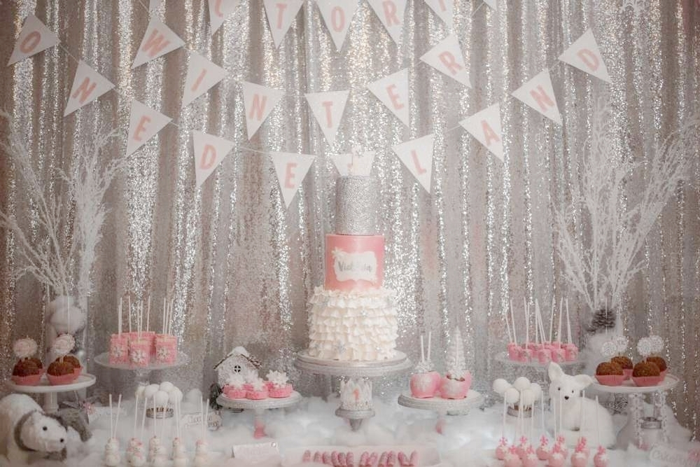Winter Onederland-First Birthday Party-Winter ONEderland First Birthday party-Winter themed birthday-Frozen Birthday Party-Winter Party Ideas-Winter First Birthday Party-www.SugarPartiesLA.com