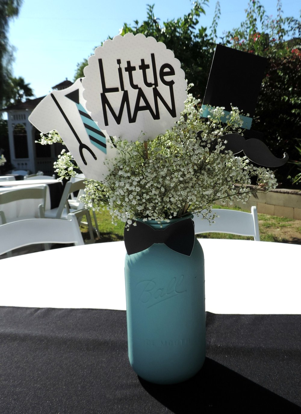 Baby Shower Centerpiece-Mustache-Baby Shower Drinks-Oh Boy-Little Man baby shower-Little Man-Boy Baby Shower-Baby Shower Ideas-www.SugarPartiesLA.com.jpg