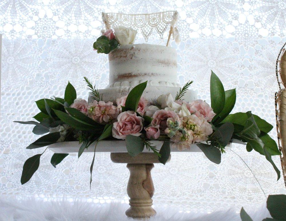 Boho Cake-Naked Cake-Floral Naked Cake-www.SugarPartiesLA.com.jpg