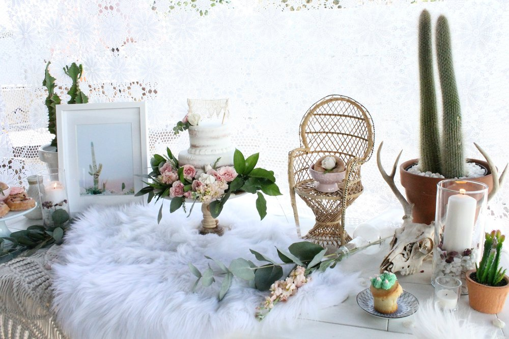Bohemian Chic Birthday
