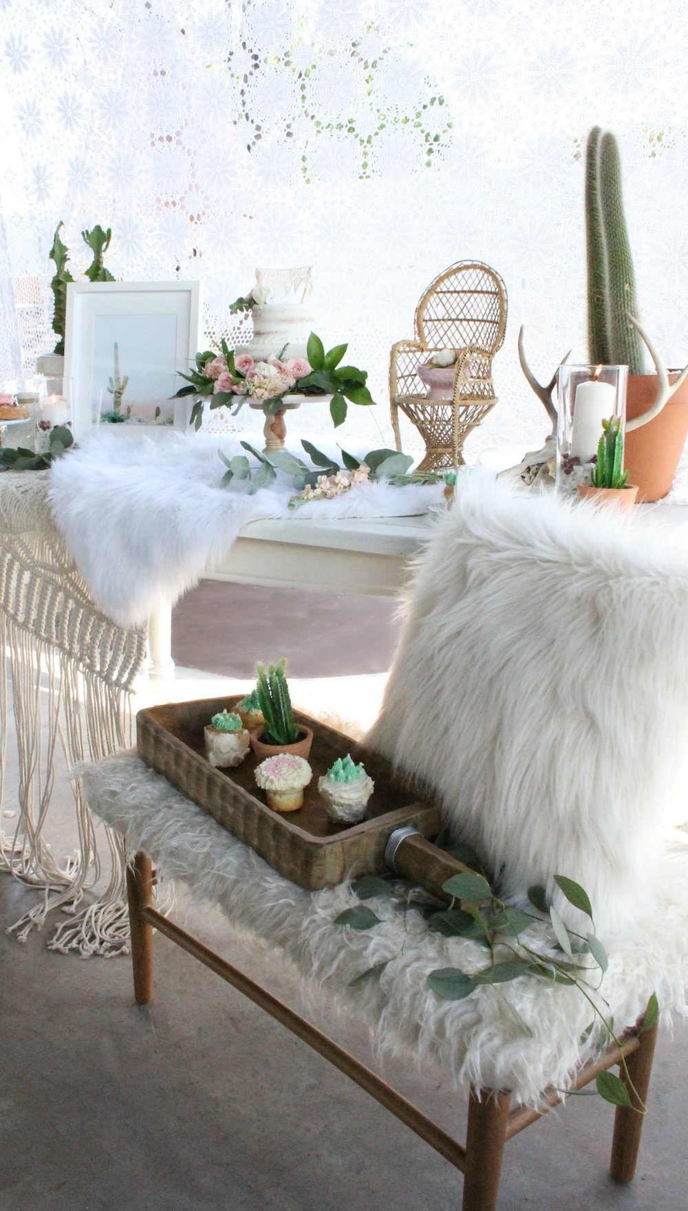 Boho Party Ideas-Bohemian Chic Party-Boho Dessert Table-www.SugarPartiesLA.com.jpg
