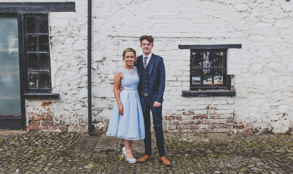 Charlene & Mark - The Hilden Brewery Lisburn Wedding Photography