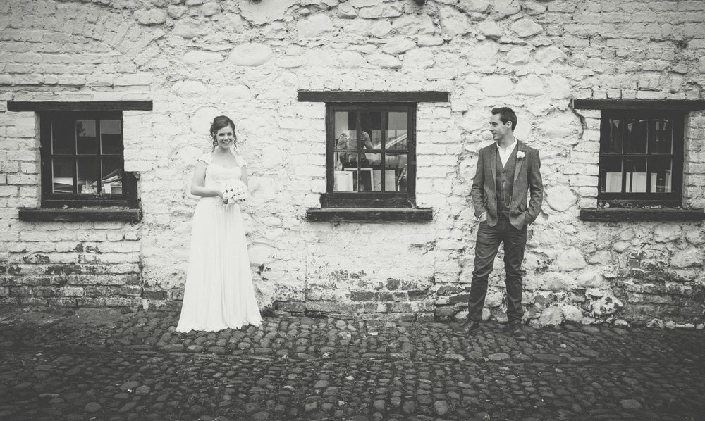Charlene & Mark - The Hilden Brewery Lisburn. Wedding Photography By Andrew McKenna, Newcastle, County Down, Northern Ireland.