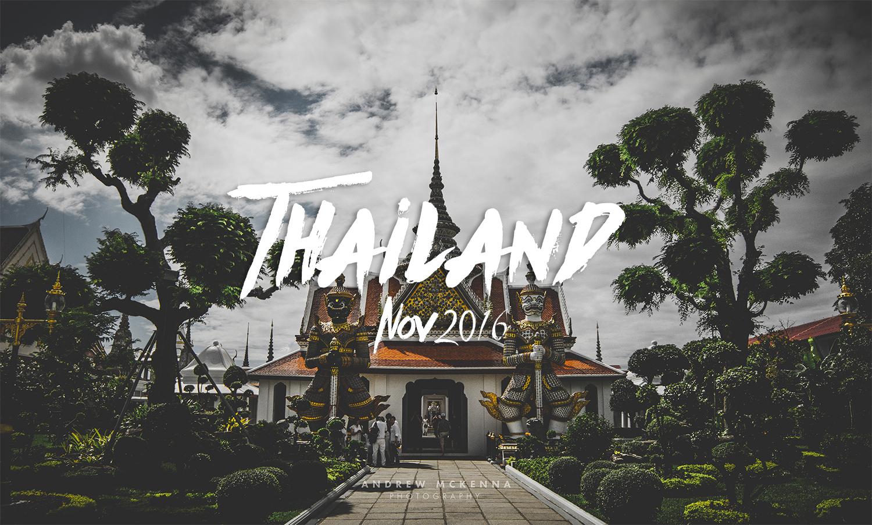 Thailand Photography Blog Andrew McKenna