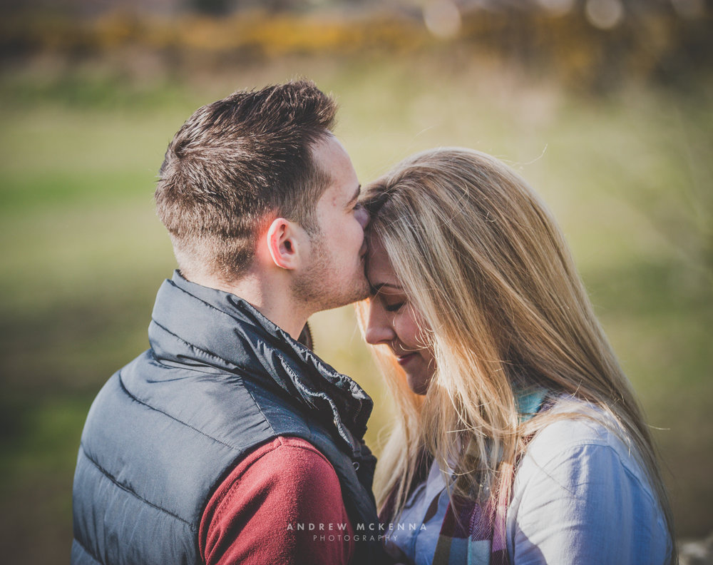 Engagement Photography Dundrum Castle, County Down, Photographer Andrew McKenna