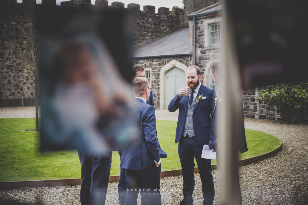 Lissanoure Castle Wedding Photography