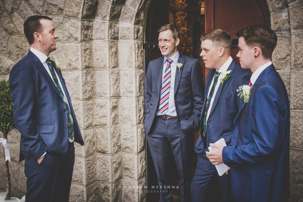 Tressa & Gareth - Burrendale Hotel Wedding