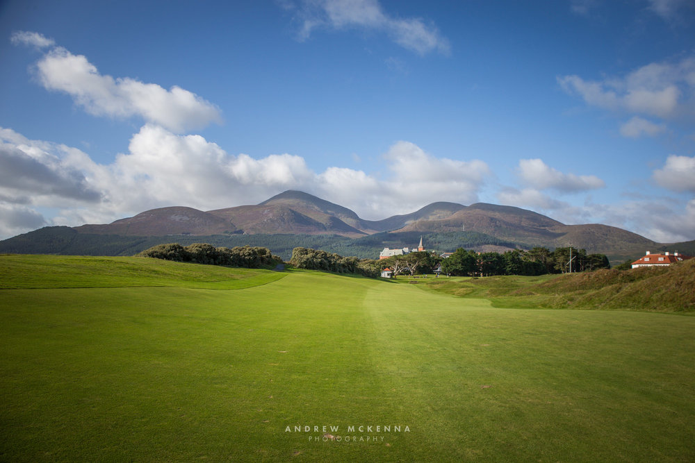 Royal County Down Golf Photography Andrew McKenna