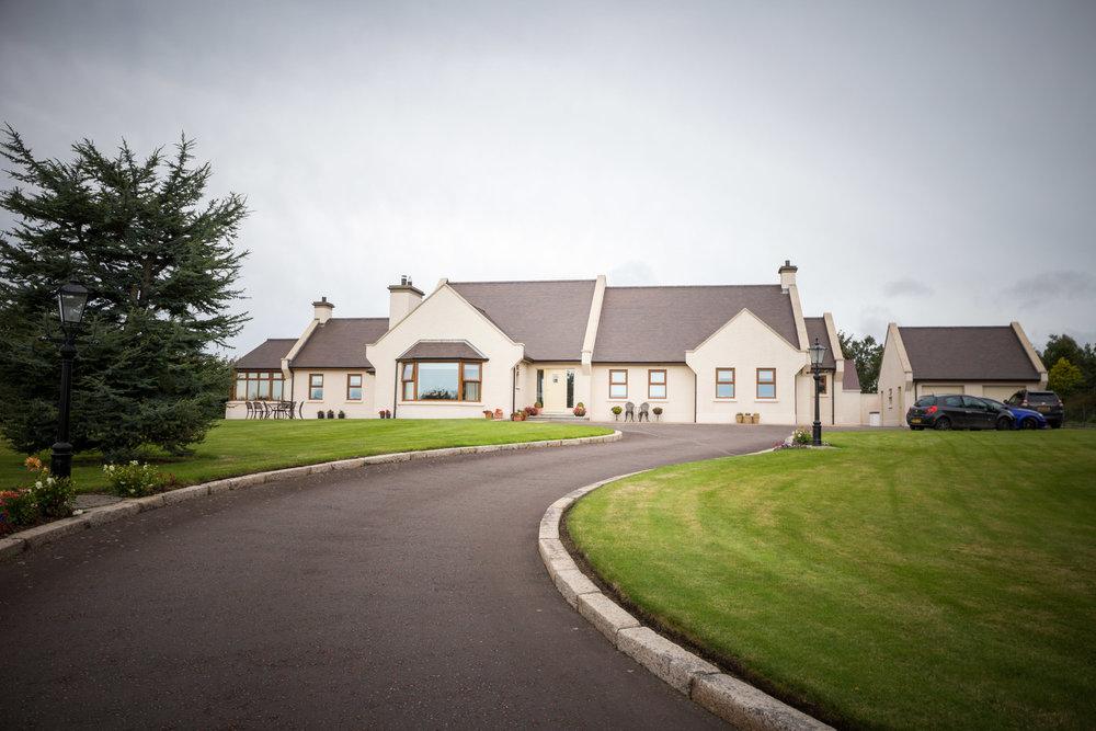 Tanya & Glenn Culloden Estate and Spa