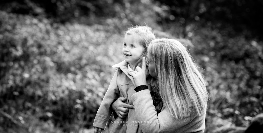 Family Photo Shoot Photography Photographer Newcastle County Down, Tollymore Forest Park