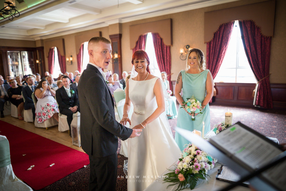 Julie-Anne & Rob - Canal Court Newry
