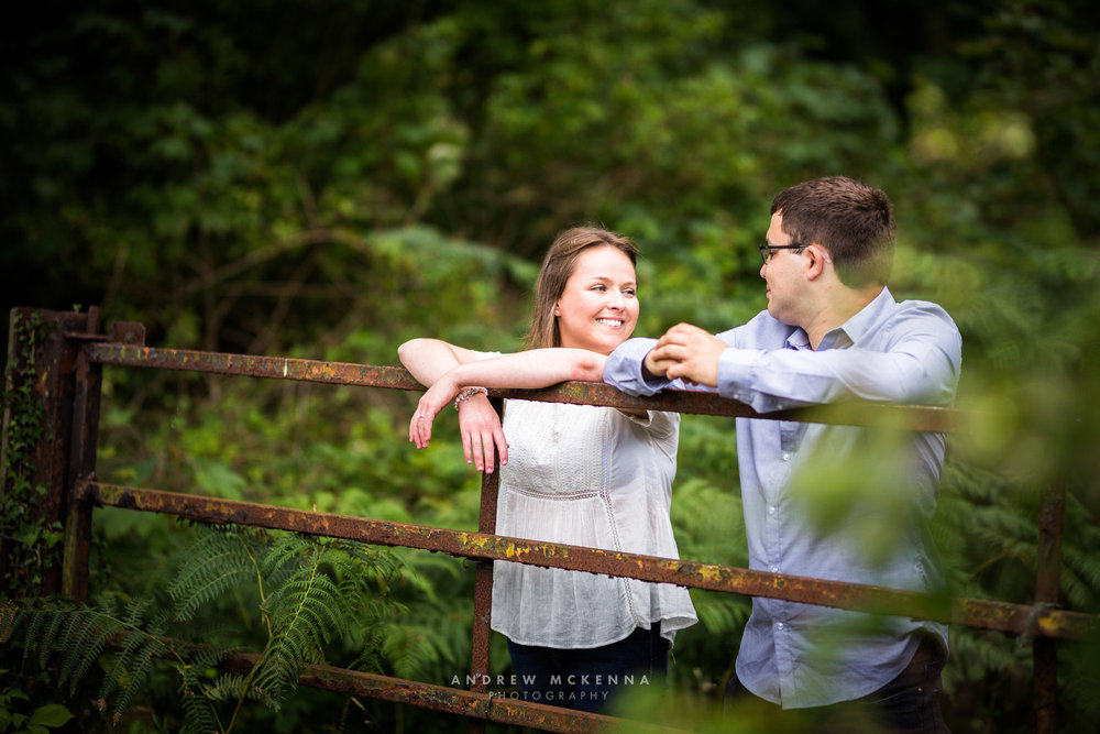 Portglenone Engagement Photo Shoot County Antrim Andrew McKenna