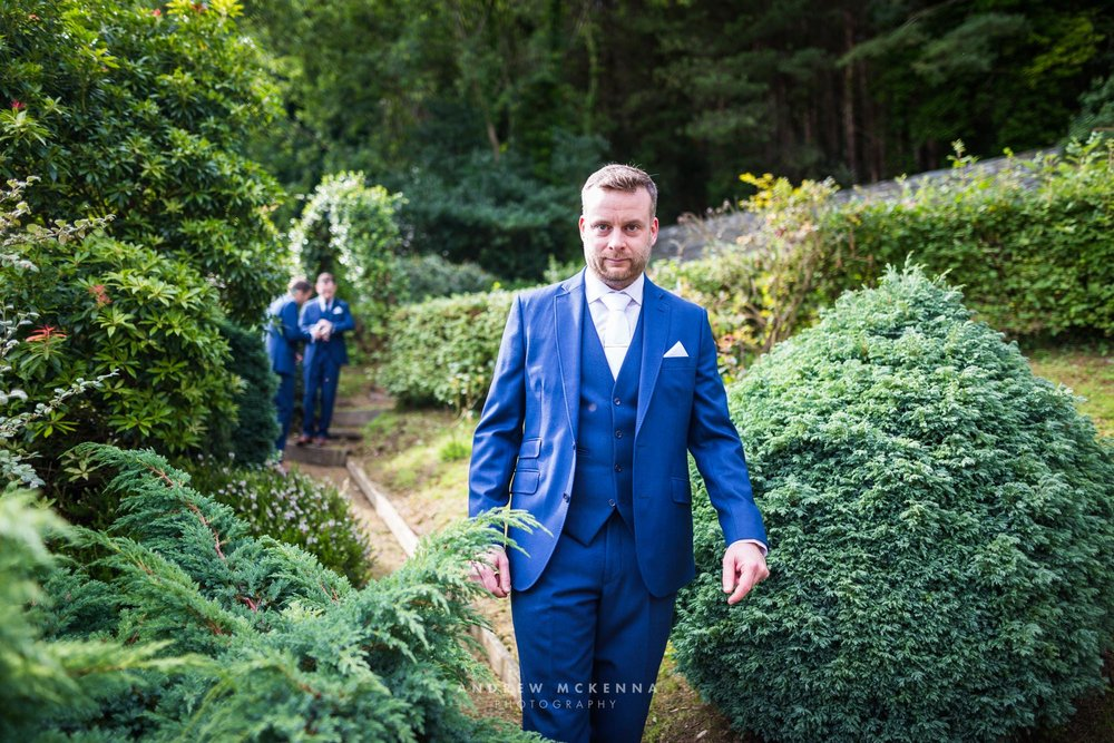Katy & Aaron - Tulfarris Resort - Wedding photographer Northern