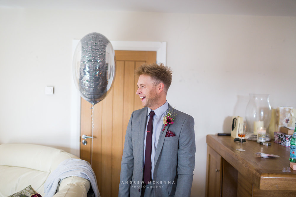 Samantha & Ricky - Rossharbour Wedding Photography Northern Irel