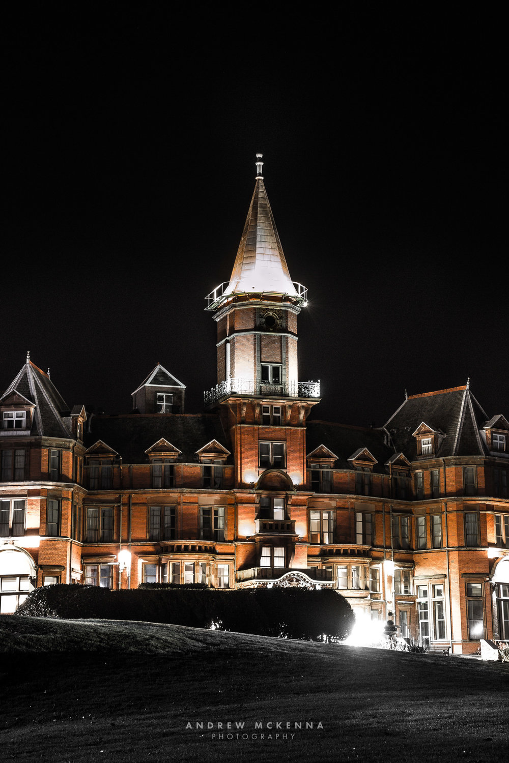 Slieve Donard Resort & Spa - Newcastle County Down Photography