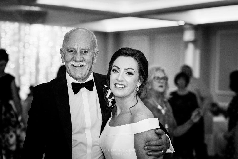 Orla & Kevin Everglades Hotel Derry Londonderry wedding photogra