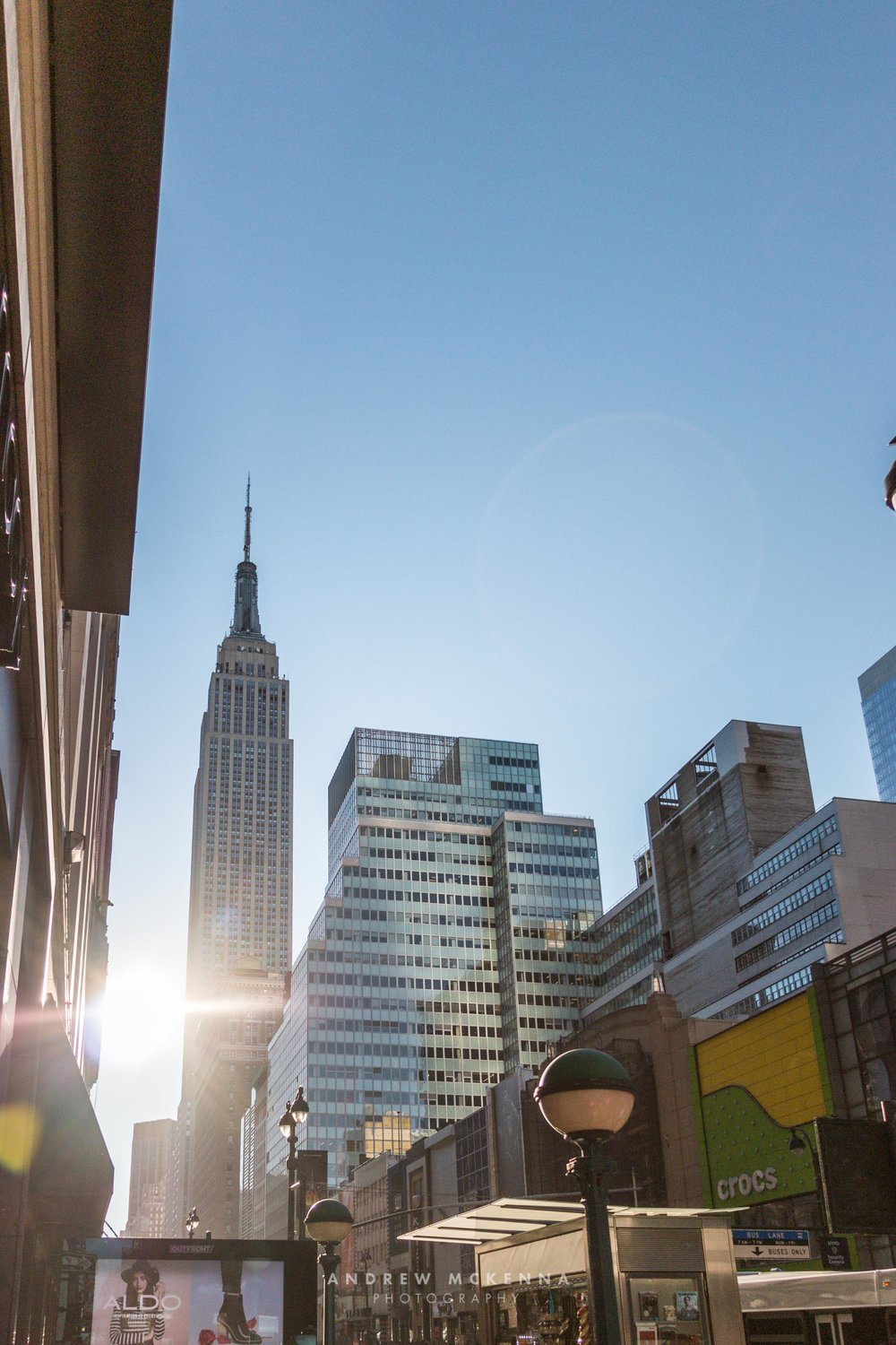 New York NYC Photographer Travel photographer. Empire state buil