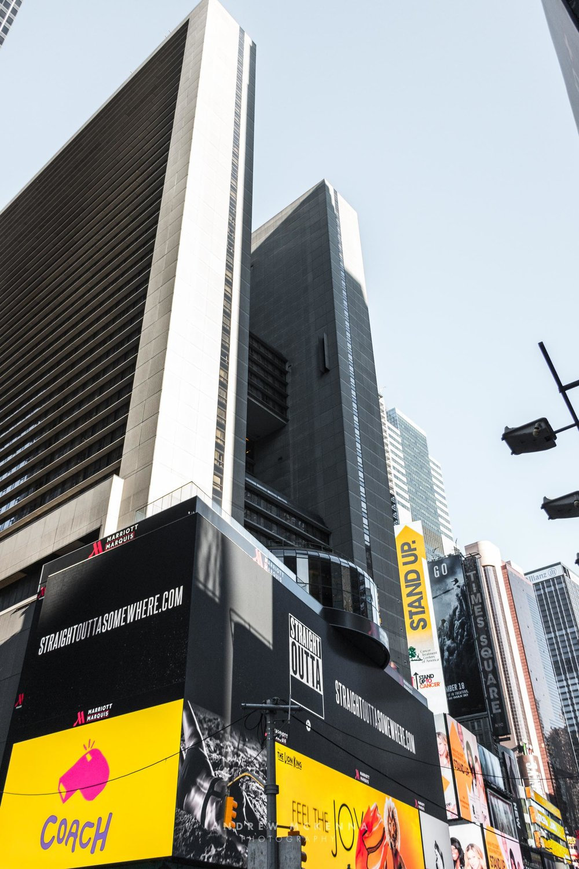 New York NYC Photographer Travel photographer Times Square