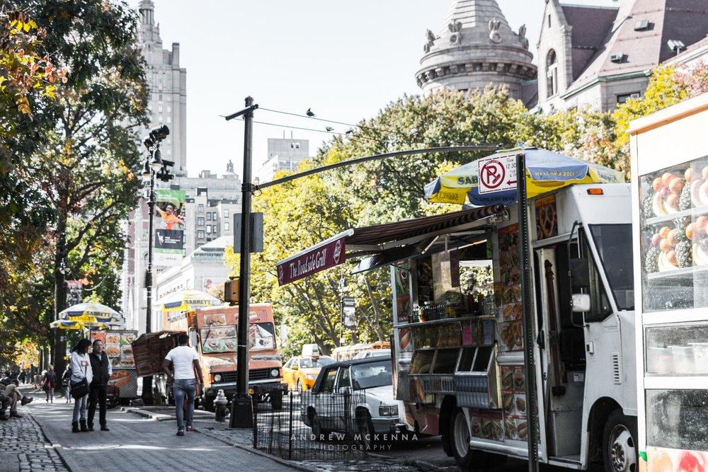 New York NYC Photographer Travel photographer Street Vendor