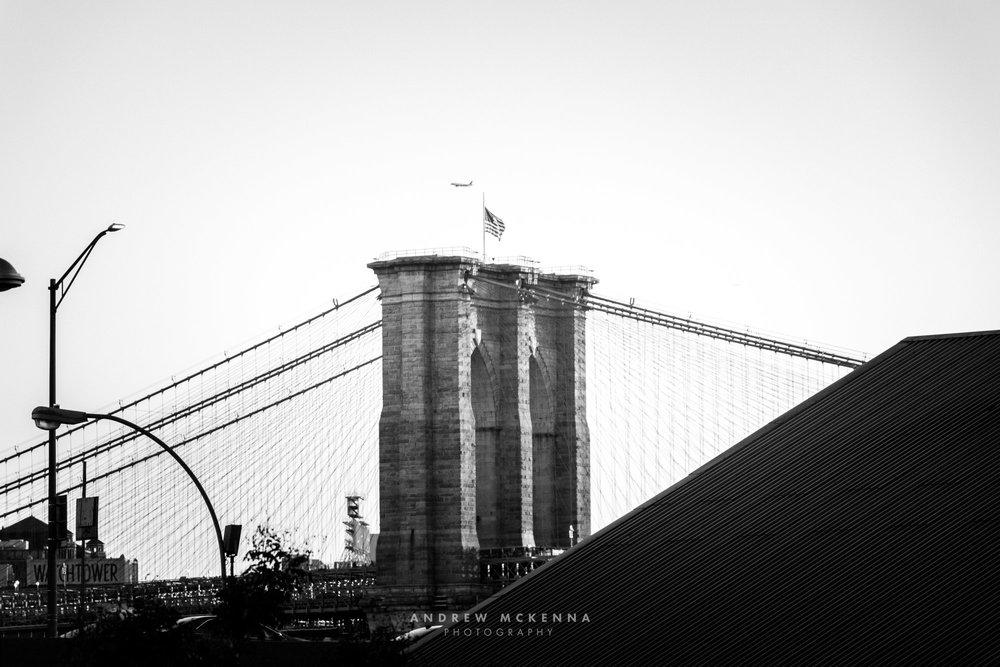 New York NYC Photographer Travel photographer Brooklyn Bridge