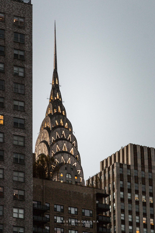 New York NYC Photographer Travel photographer chrysler building