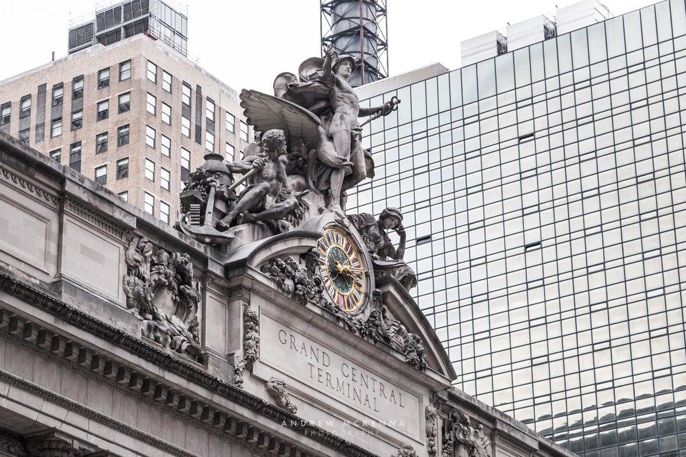 New York NYC Photographer Travel photographer Grand central term