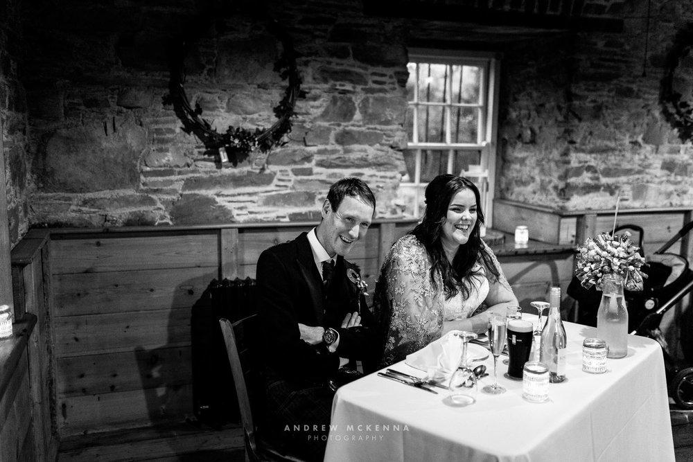 Wedding photography northern ireland. The Ballydugan Mill.