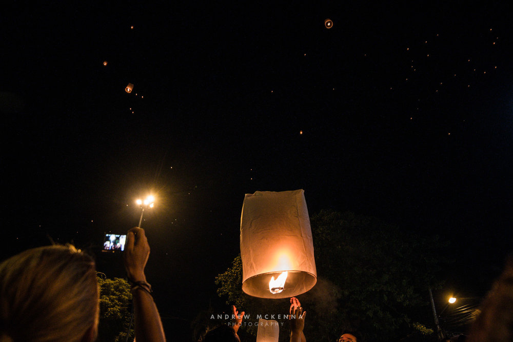 Chaing Mai Yi Peng Festival Travel and Street Photography