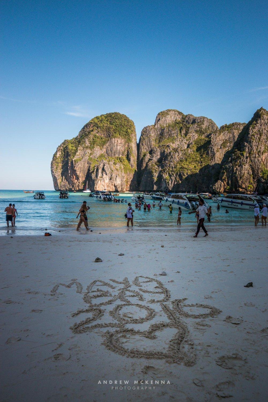 Phucket Thailand Simba Sea Trip James bond island Maya Bay