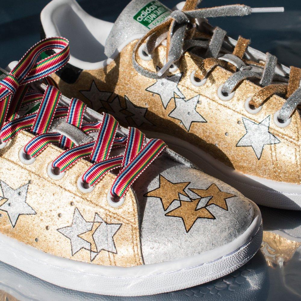 Custom Shoe Laces   Flat rate fee $10/pair
