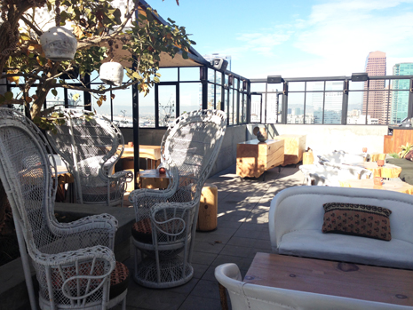 The Rooftop at Ace Hotel DTLA