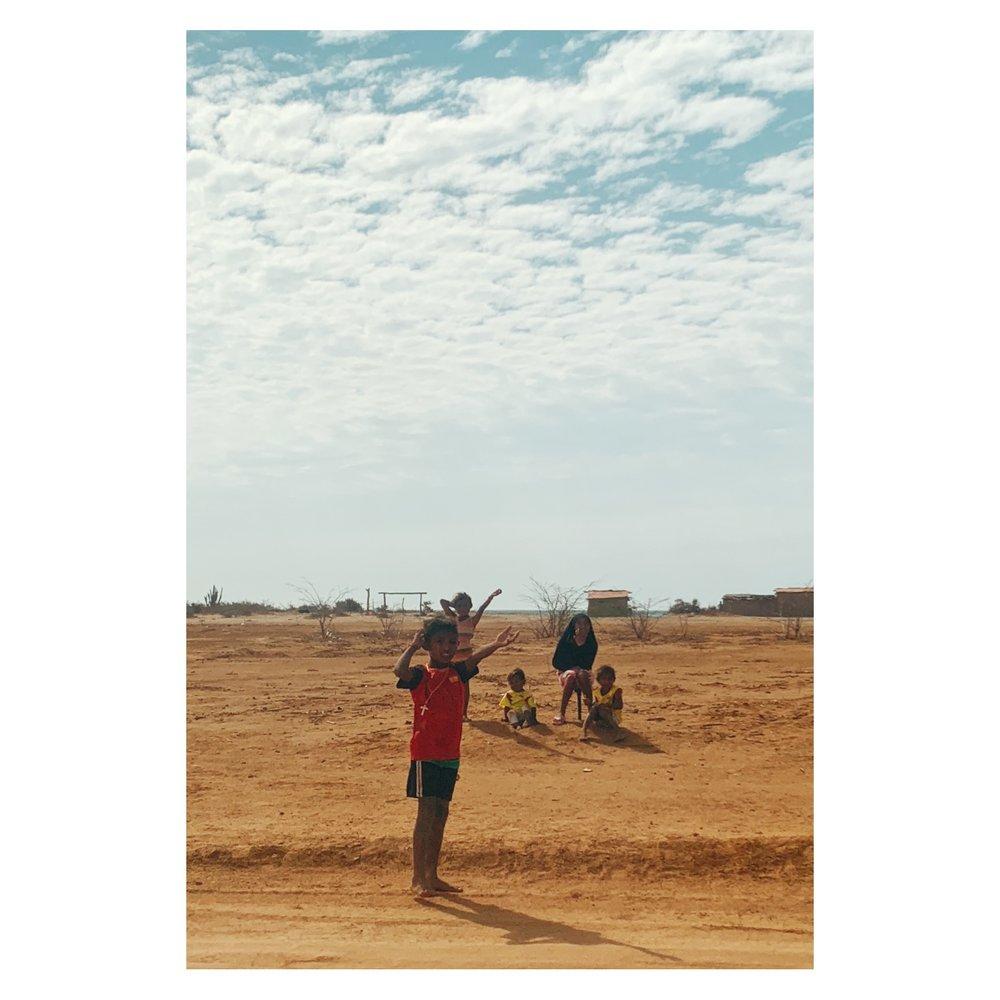 Anonymous Wayuu Youth