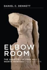 Link to Wikipedia Article on Daniel Dennett's book Elbow Room