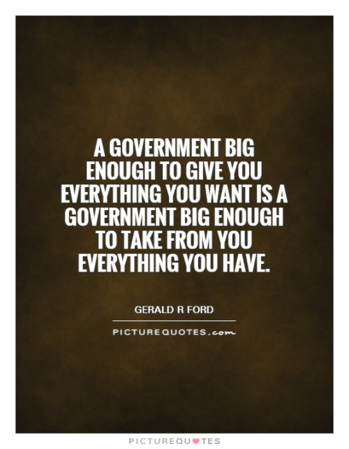 Though often misattributed to Thomas Jefferson, this is actually a folk quotation that first appeared in print in 1952, but had been said by many people before that and by many after that. For example, Gerald Ford said it in a joint session of Congress on August 12, 1974.